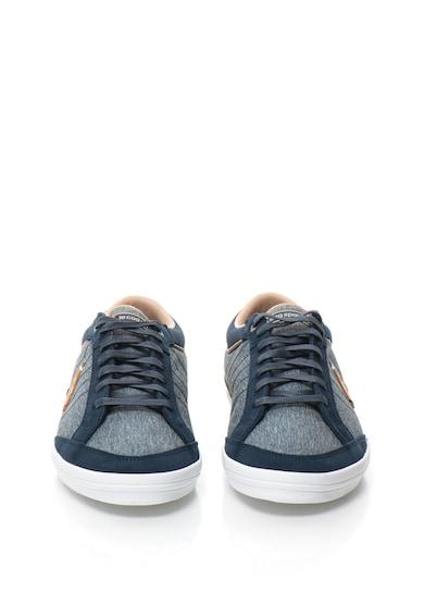 Le Coq Sportif Pantofi sport cu garnituri de piele intoarsa Feretcraft Barbati
