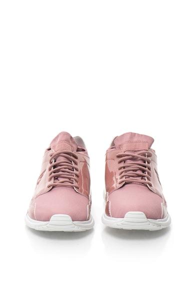Le Coq Sportif Pantofi sport cu detalii lacuite Flow Femei