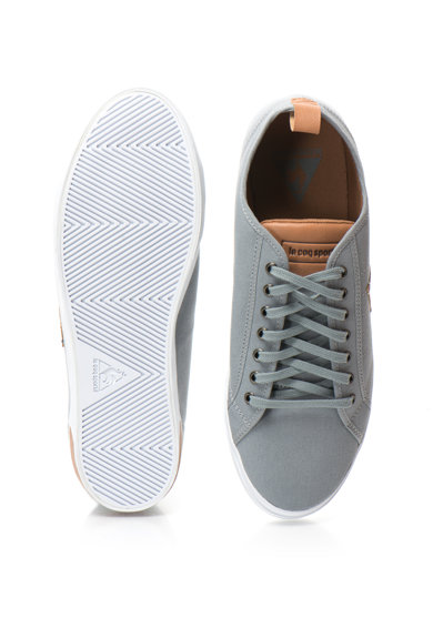 Le Coq Sportif Pantofi sport din panza cu logo Ares Barbati