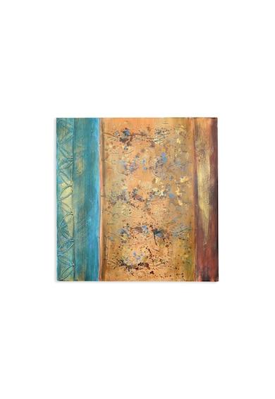 Mendola Art Tablou pictat manual Pisa, 60x60cm Femei