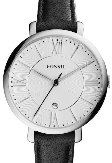 Fossil Ceas cu data Jacqueline Femei