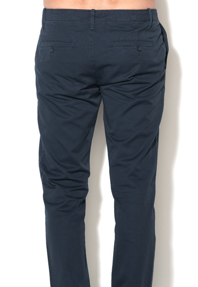 United Colors of Benetton Pantaloni chino bleumarin slim f Barbati