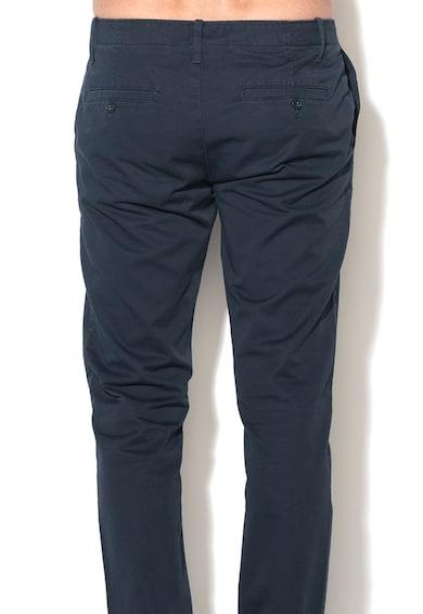 United Colors of Benetton Pantaloni chino bleumarin slim fit Barbati