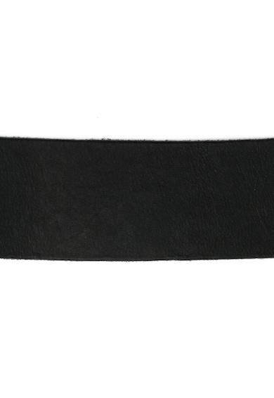Pepe Jeans London Curea neagra de piele Venus Femei