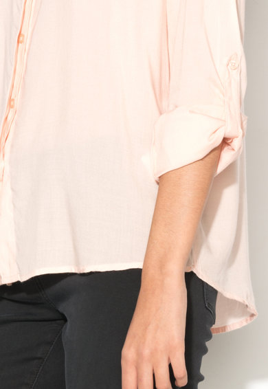 Big Star Camasa roz pal Austina Femei