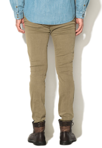 Zee Lane Denim Pantaloni chino kaki Barbati