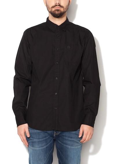 Big Star Черна риза Мъже