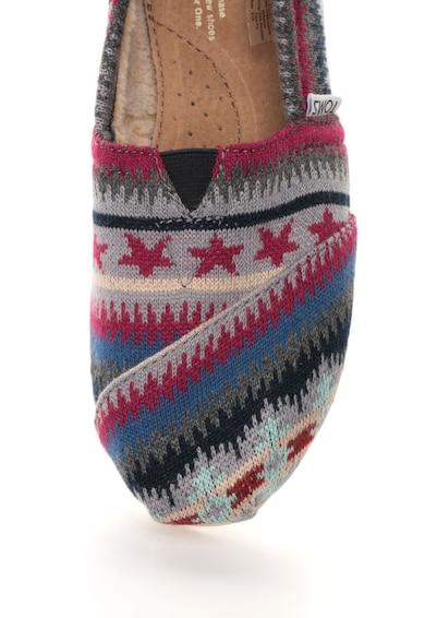 TOMS Pantofi slip-on multicolori Classic Femei