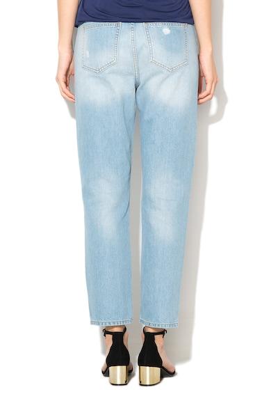Silvian Heach Collection Jeansi bleu cu aspect deteriorat Jessica Femei