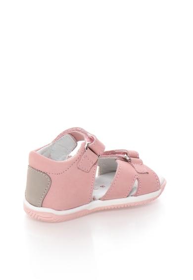Zee Lane Sandale roz de piele cu velcro Fete