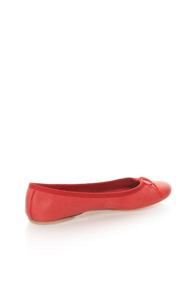 Zee Lane Balerini rosii de piele Femei