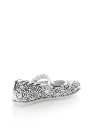Zee Lane Pantofi Mary Jane argintii stralucitori Fete