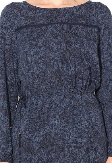 Esprit Rochie vaporoasa in nuante de albastru Femei