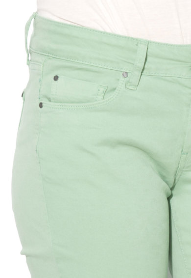 Pepe Jeans London Pantaloni slim fit verde menta Soho Femei