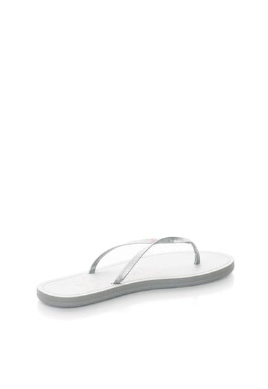 BENCH Papuci flip-flop argintii Femei