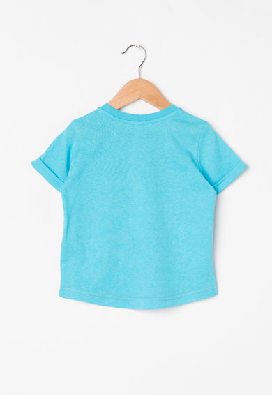 Esprit Tricou albastru aqua cu imprimeu Baieti