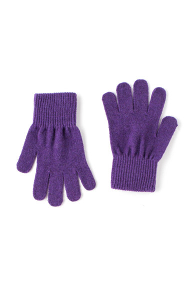 CeLaVi Set violet cu roz de manusi - 2 perechi Fete