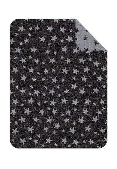 s.Oliver Patura negru cu gri cu model cu stele Femei