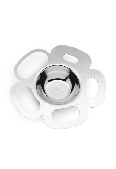 IPAC Instrument argintiu din otel inoxidabil pentru portionarea paste Femei