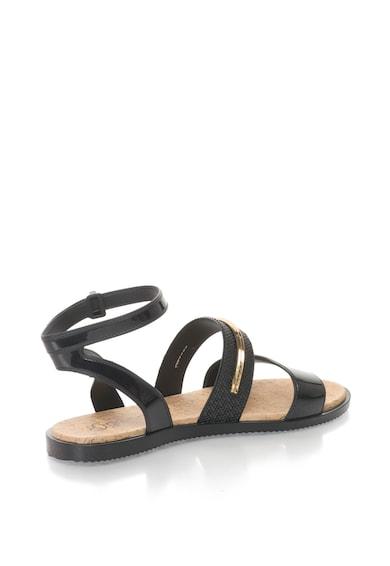 Grendha Sandale cauciucate cu detalii aurii Femei