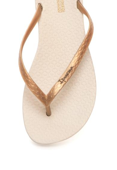 Ipanema Papuci flip-flop cu bareta texturata Wave Femei
