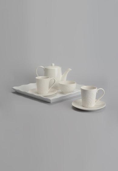 AMADEUS Tava alba pentru ceai Femei