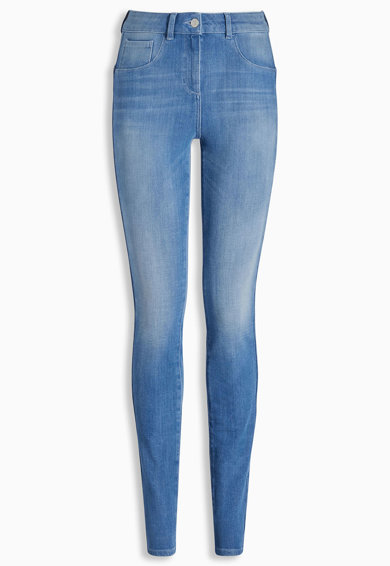 NEXT Blugi bleu super skinny 360° Femei