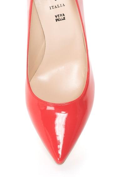 Versace 19.69 Abbigliamento Sportivo Pantofi stiletto corai de piele sintetica Violaine Femei