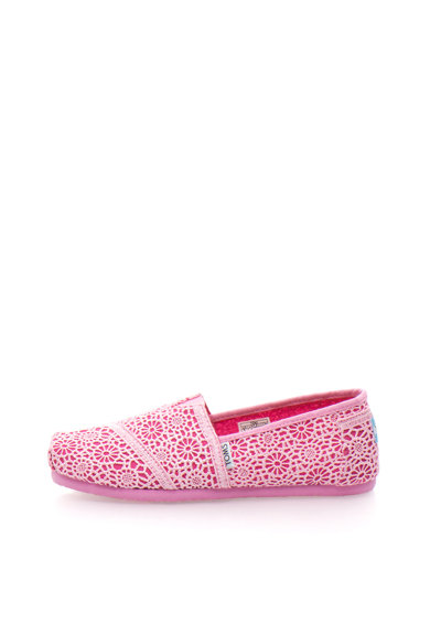 TOMS Pantofi slip-on crosetati Classic Femei