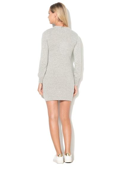 Love Moschino Rochie tip pulover cu imprimeu emblematic Femei