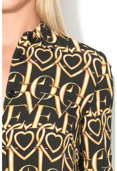 Love Moschino Salopeta cu model logo Femei