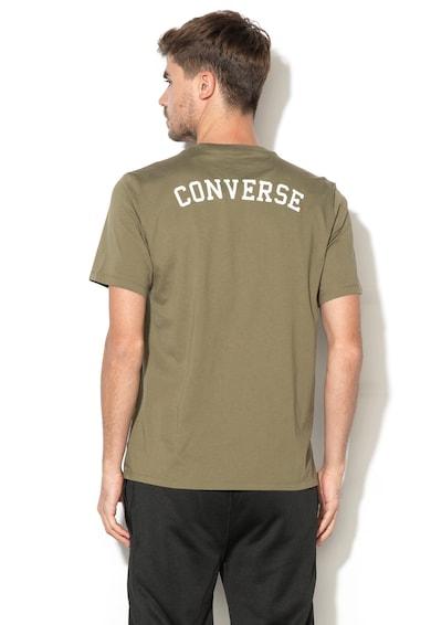 Converse Tricou cu imprimeu text Collegiate Barbati