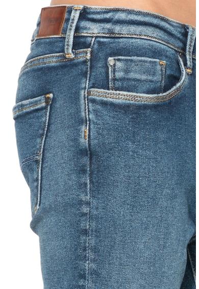 Pepe Jeans London Blugi cu talie inalta Regent Femei
