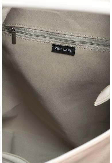 Zee Lane Geanta de umar cu detalii lacuite Femei