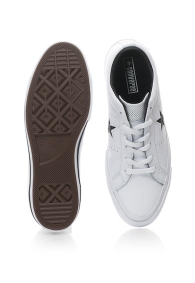 Converse Pantofi sport unisex de piele One Star Femei