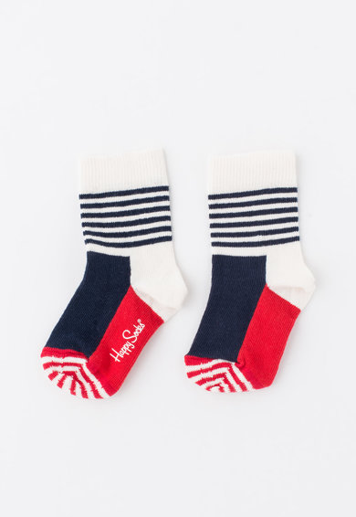 Happy Socks Set de sosete Big Dot - 2 perechi Fete