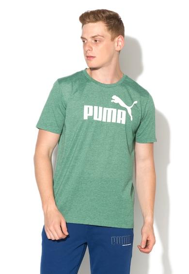 Puma Tricou sport regular fit cu imprimeu logo Ess Barbati