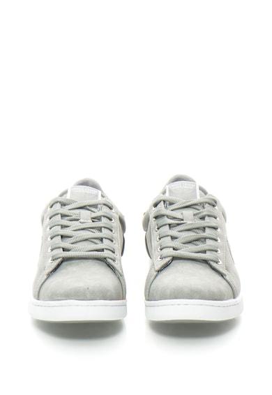 Enrico Coveri Pantofi sport de piele nabuc sintetica Barbati