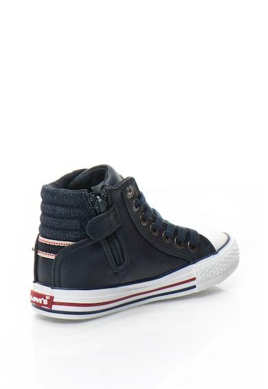 Levi's Pantofi sport inalti cu insertii din denim New York Fete