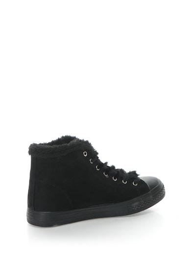 OMS by Original Marines Pantofi sport mid-high cu garnitura de blana sintetica Femei