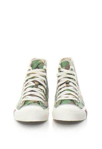 Pro Keds Pantofi sport inalti cu model camuflaj Royal Barbati
