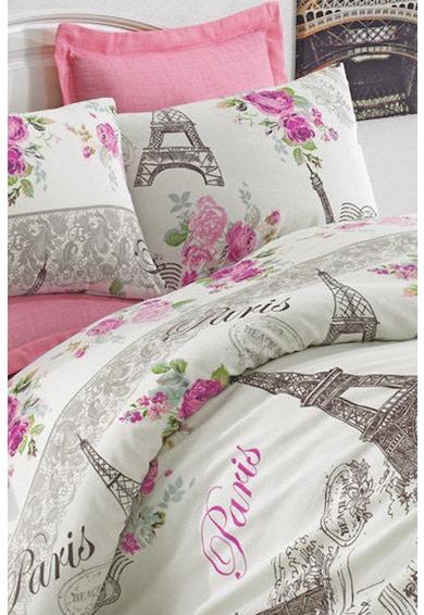 Leunelle Set de pat din bumbac ranforce Cafe Paris Femei