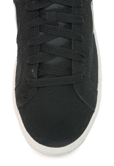 Nike Pantofi sport din piele intoarsa Court Royale 819802-410 Barbati
