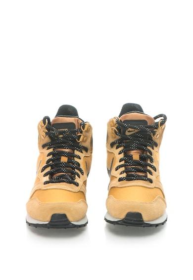 Nike Pantofi sport inalti cu garnituri de piele intoarsa MD Runner 2 Barbati