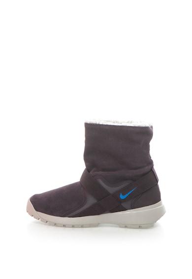 Nike Ghete cu insertii de piele intoarsa, fara inchidere Golkana Femei