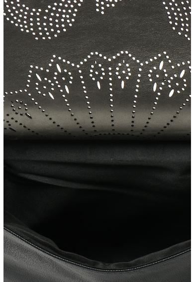 DESIGUAL Geanta crossbody cu model perforat Anabella Femei