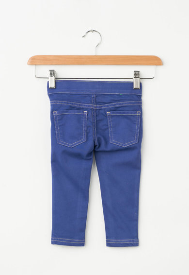 United Colors of Benetton Jeggings skinny fit cu talie ajustabila Fete