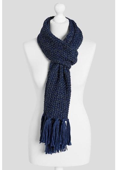 NEXT Fular tricotat cu insertii din lurex Femei