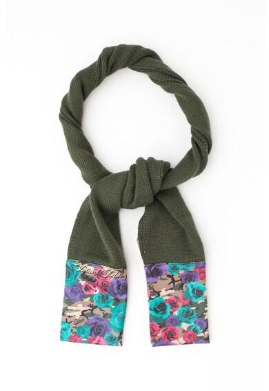Diesel Fular din amestec de lana cu imprimeu floral Ranget Fete
