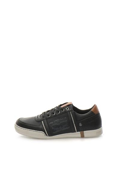 Levi's Pantofi sport cu garnituri de piele si cusaturi decorative Barbati